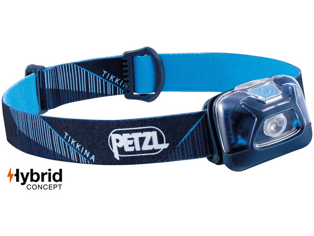 Petzl Tikkina Lampe frontale, blue